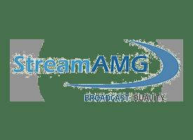 Stream AMG logo