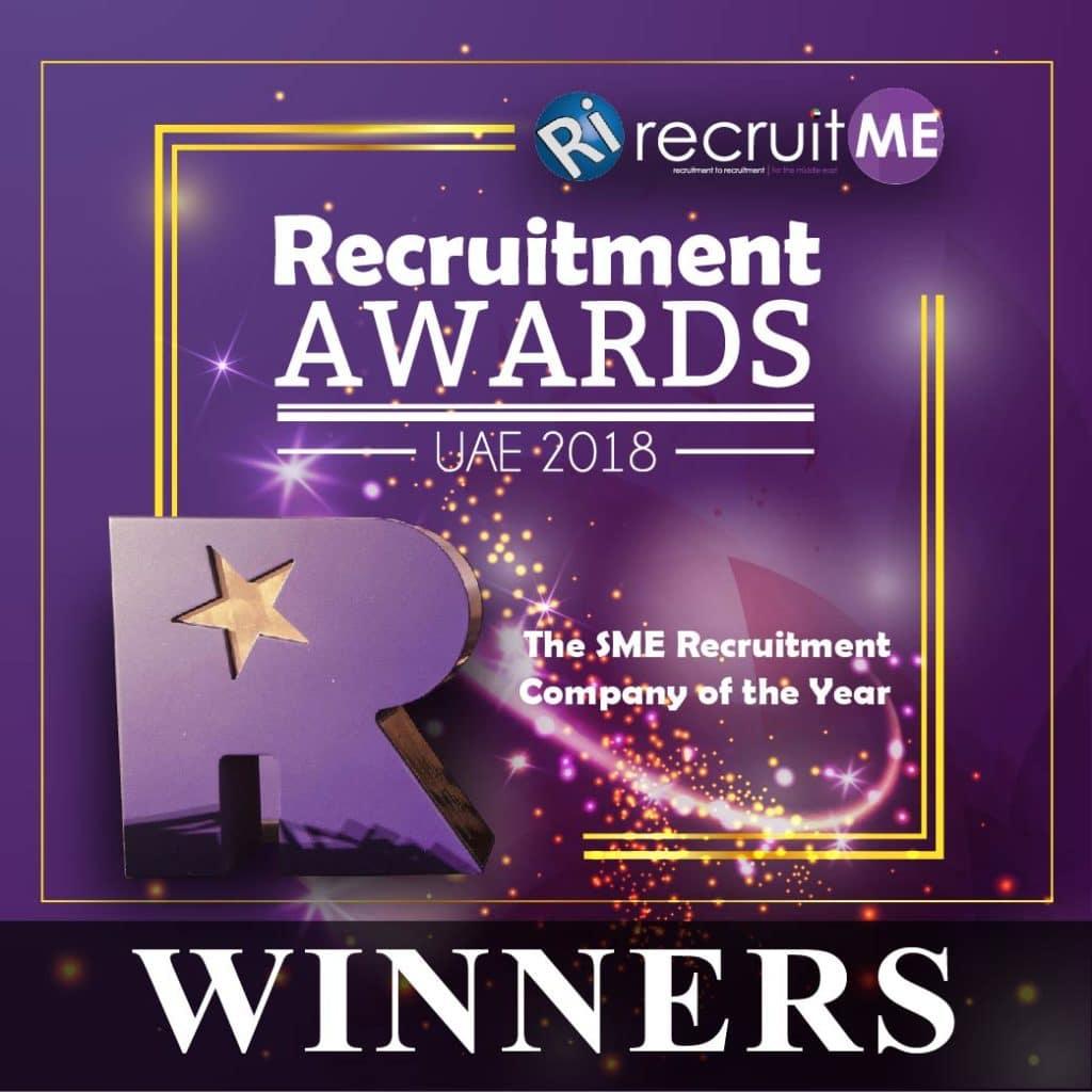 Awards and accomplishments - Salt Recruitment globally