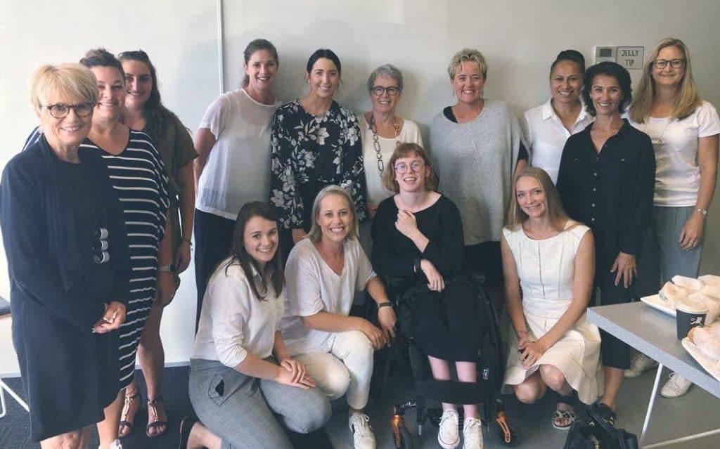Auckland International women's day event
