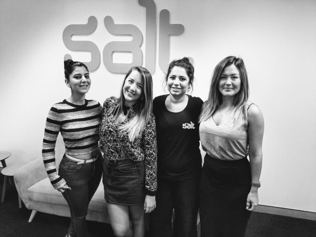 Salt Sydney Girls IWD